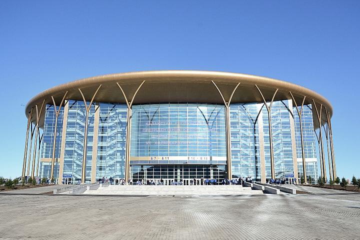 Ledena dvorana Astana